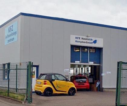 Fahrzeugpflege für PKW und Nutzfahrzeuge in Kempten
